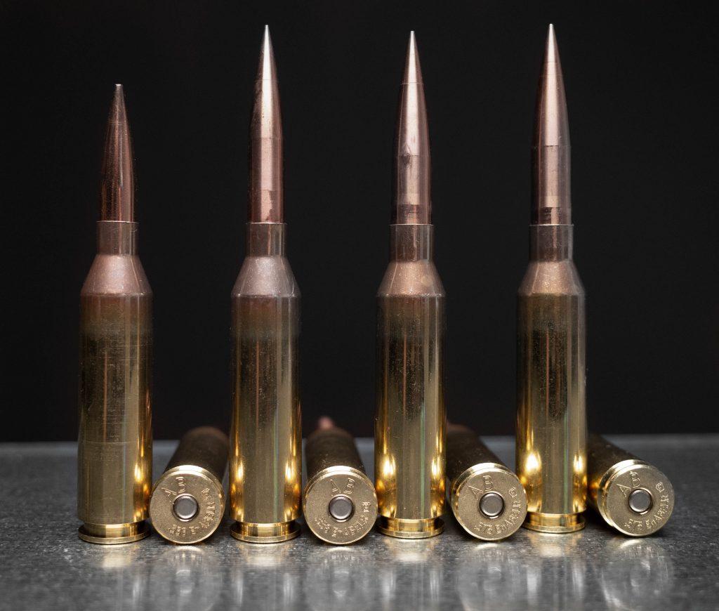 The 375 338 Enabelr Cartridges Applied Ballistics